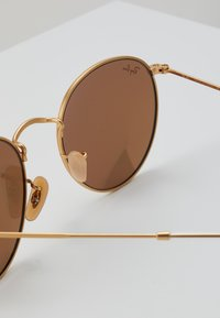 Ray-Ban - 0RB3447 ROUND METAL - Solbriller - brown/pink - 2