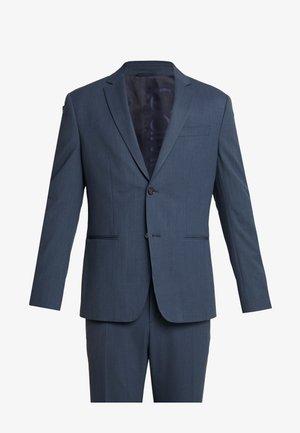 SOLID TWILL BI-STRETCH - Kostym - blue