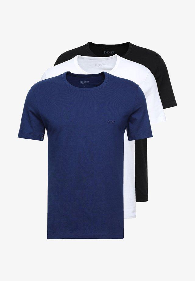 3 PACK - Caraco - dark blue/blue/white