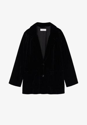 IRIS - Blazer jacket - schwarz