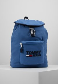 Tommy Jeans - HERITAGE BACKPACK - Rucksack - blue - 0