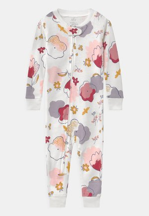 FLORAL - Pyjama - white/multi-coloured