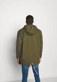 Denim Project - Parka - olive - 2