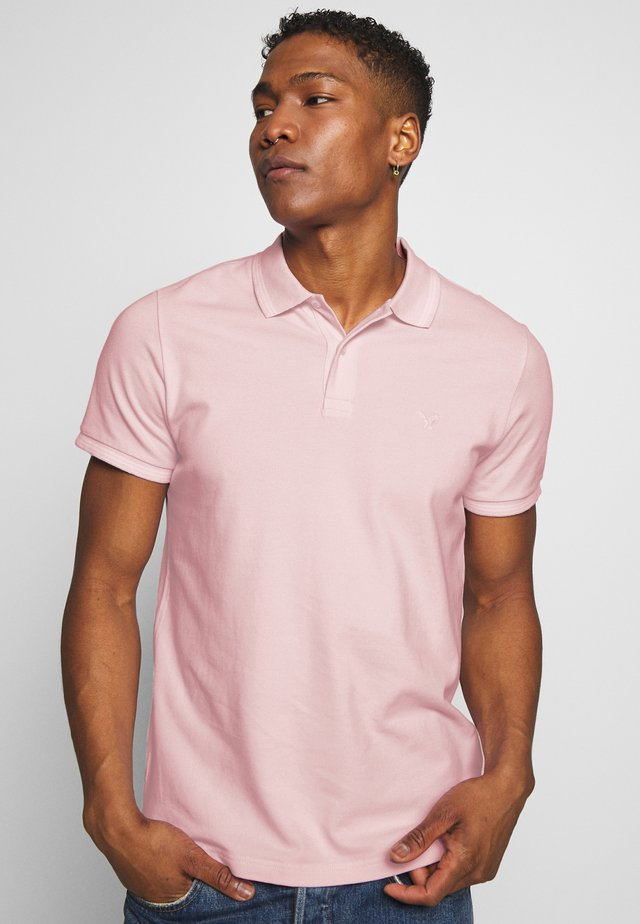 NOVELTY TIPPING - Polo - pink party