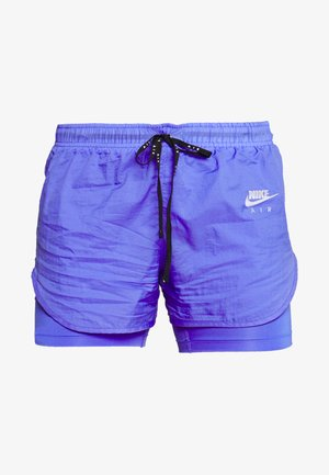 2IN1 SHORT - Pantalón corto de deporte - sapphire/light thistle/reflective silv