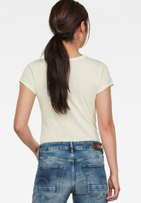 G-Star - EYBEN - Basic T-shirt - lumi green - 1