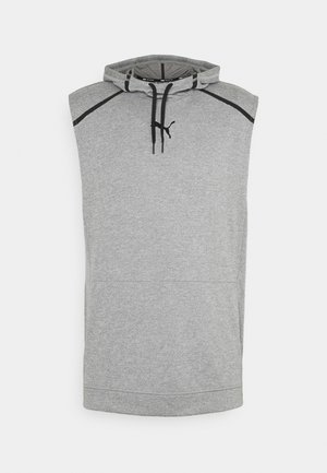 TRAIN TECH   - Hoodie - medium gray heather