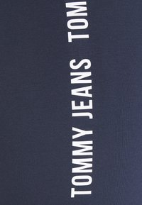 Tommy Jeans Curve - TAPE - Leggings - Trousers - twilight navy - 4