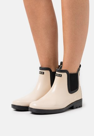 CARVILLE - Wellies - creme