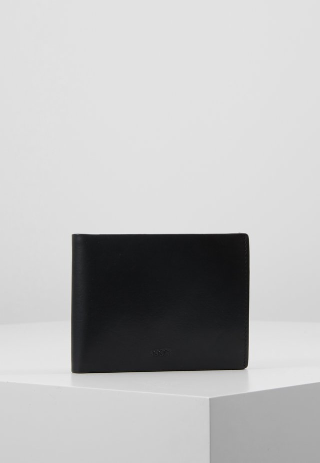 LORETO TYPHON BILLFOLD - Wallet - black