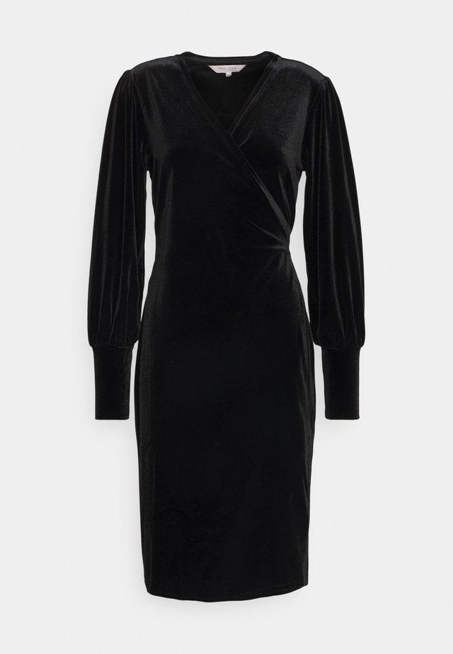 VANILLA - Vestido de cóctel - black