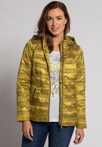 GINA LAURA - Light jacket - helles gelbgrün - 0