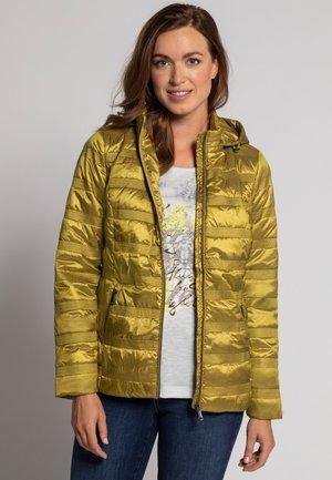 Light jacket - helles gelbgrün