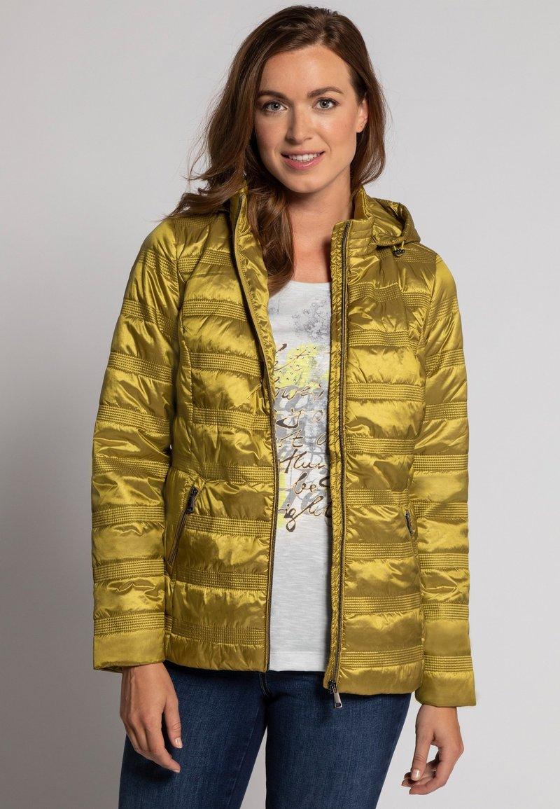 GINA LAURA - Light jacket - helles gelbgrün