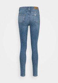 Liu Jo Jeans - DIVINE - Jeans Skinny Fit - blue wash - 6