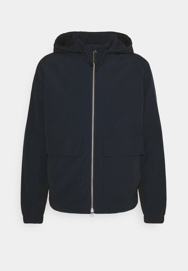 ZIPPED - Windbreaker - scandinavian blue