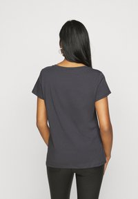 ONLY Petite - ONLMICKEY - Print T-shirt - grey - 2