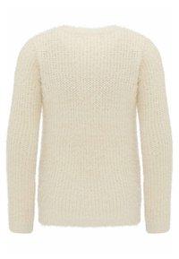 myMo KIDS - Jumper - wool white - 1