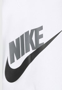 Nike Sportswear - ALUMNI - Träningsbyxor - white/iron grey/black - 6