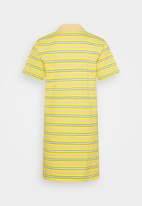 Lacoste - Jersey dress - zabaglione/pineapple/chambray/flour - 1