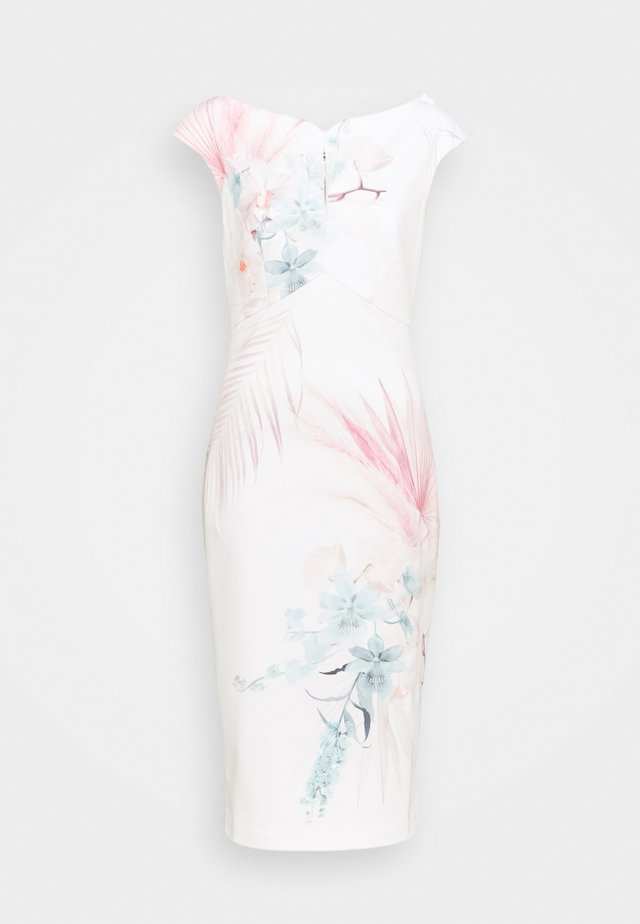SOOZIE - Sukienka z dżerseju - natural