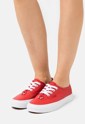 VANS AUTHENTIC X OPENING CEREMONY - Tenisky - racing red/true white