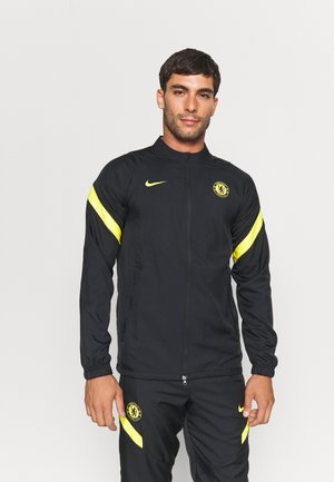 CHELSEA LONDON SUIT - Klubové oblečení - black/opti yellow