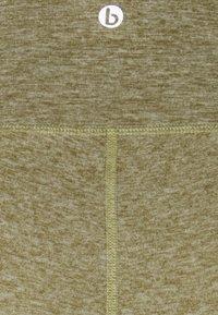 Cotton On Body - SO PEACHY CAPRI - Leggings - oregano marle - 7