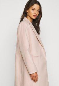 New Look Petite - LI COAT - Classic coat - pale pink - 4