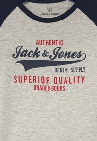 Jack & Jones Junior - LOGO - Longsleeve - navy blazer - 2