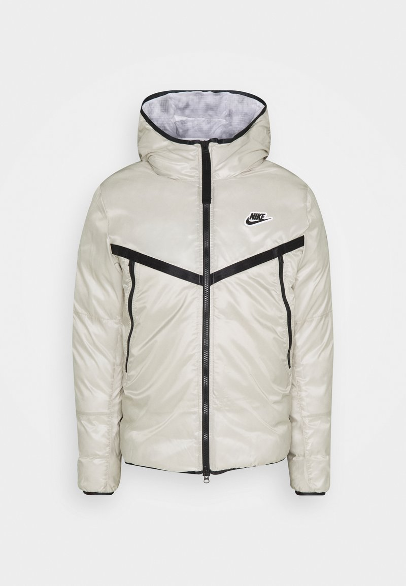 Nike Sportswear - Winter jacket - stone/white/black
