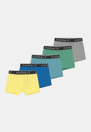 NKMDASIN 5 PACK - Pants - strong blue