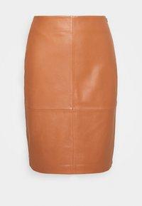 2nd Day - CECILIA - Pouzdrová sukně - mocha bisque - 0