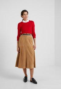 Polo Ralph Lauren - CLASSIC - Jersey de punto - martin red - 1