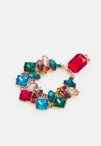 Fire & Glory - FGCARMEX EARRINGS - Earrings - gold-coloured/multi - 2