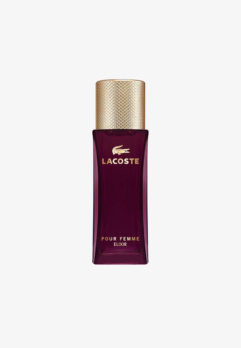 Lacoste Fragrances - POUR FEMME ELIXIR EAU DE PARFUM  - Eau de Parfum - -
