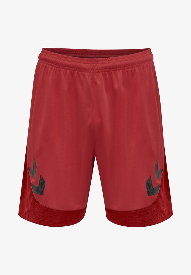 POLY - Korte broeken - true red
