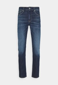 Calvin Klein Jeans - SLIM TAPER - Jeans Tapered Fit - blue - 0