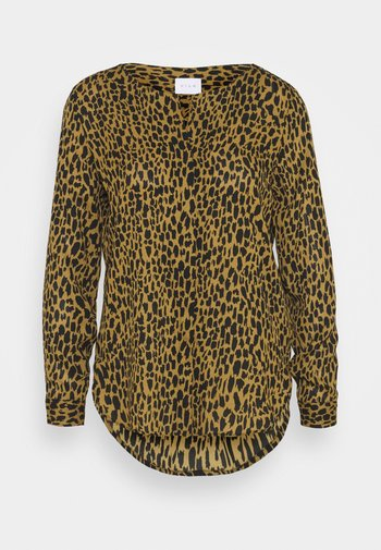 VILUCY SHIRT - Overhemdblouse - butternut wild