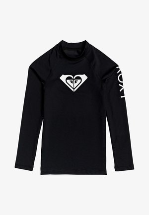 WHOLE HEARTED - Rash vest - anthracite