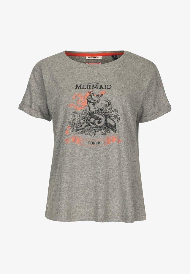 SCANDINAVIAN ARTIST - T-shirt print - grijs