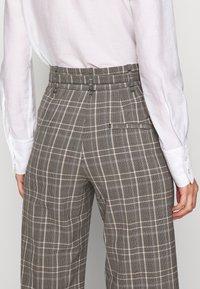 Marella - LUISA - Trousers - grigio - 4