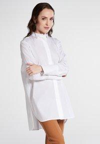 Eterna - Button-down blouse - white - 0