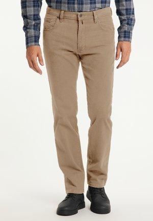 PETER - Straight leg jeans - beige