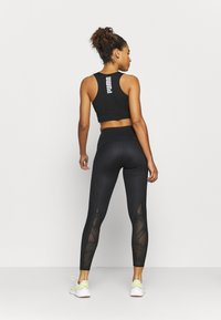 Puma - STUDIO HIGH RISE 7/8 - Tights - black - 2