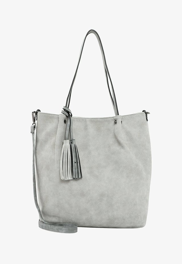 SURPRISE - Tote bag - lightgrey grey