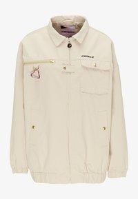 myMo - UTILITY - Light jacket - creme - 3