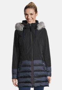 Amber & June - MET PLUCHE - Winter jacket - india ink - 0