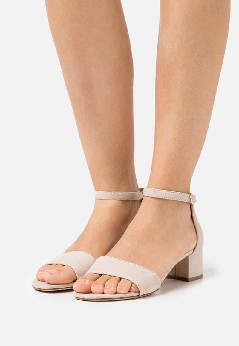Tamaris - Sandaler - nude
