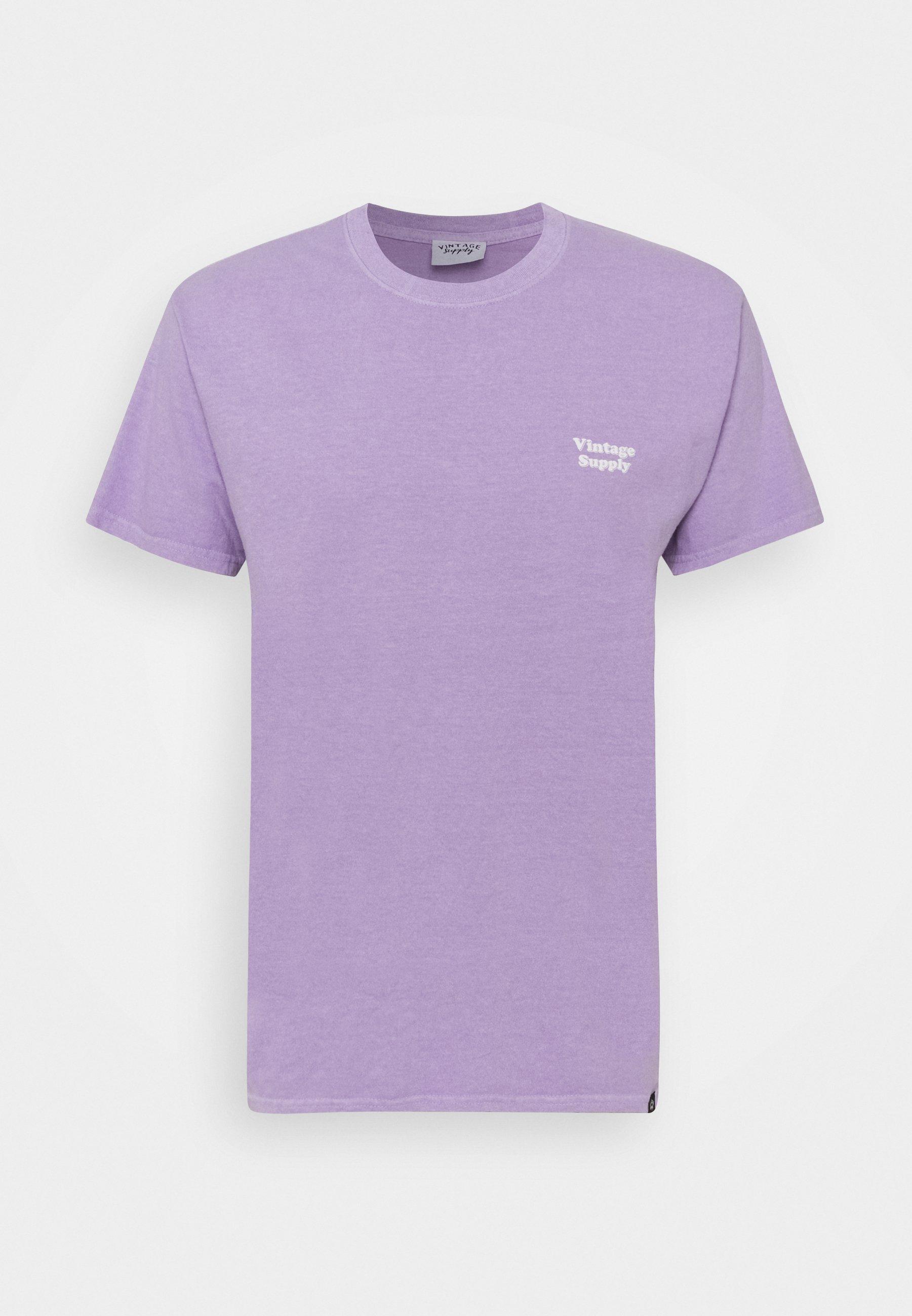 Men OVERDYE FLOW - Basic T-shirt